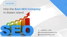 Hire the best SEO Company in Staten Island   TechSuite
