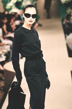 Yves Saint Laurent Fashion Show