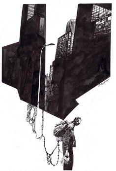 Sergio Toppi Depuis 1997 du9 publie critiques, dossiers & entretiens sur l'autre bande dessinée : BD alternative, romans graphiques, éditions indépendantes, manga, comics...