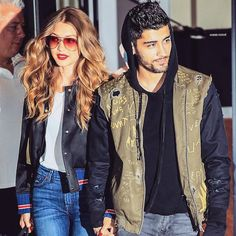 Gigi Hadid Shares Kiss With Zayn Malik After Perrie Edwards Shows Off Her New Flame - http://oceanup.com/2017/02/07/gigi-hadid-shares-kiss-with-zayn-malik-after-perrie-edwards-shows-off-her-new-flame/