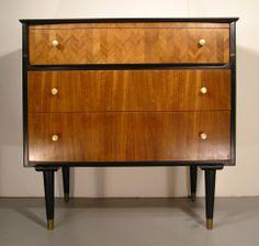 vintage uniflex chest of drawers sideboard http www ebay co uk