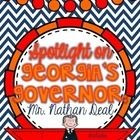 Governor Nathan Deal differentiated reading passages--there's no kid-friendly information out there for the Gov. of GA! I had to change that!