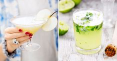 Drinkar deluxe – 5 goda recept Tequila, Vodka, Apple Pie, Margarita, Martini, Quinoa, Glass Of Milk, Panna Cotta, Frozen