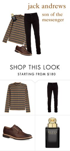 """""""jack"""" by mia-narwhal on Polyvore featuring STELLA McCARTNEY, Marcelo Burlon, UGG, Gucci, men's fashion and menswear"""