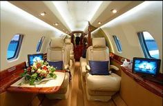 Citation X Private Jet Interior More Jet Th Citation Airplanes Cabin