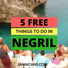5 free things to do in Negril