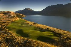 Jack's Point Golf Club Queenstown, New Zealand