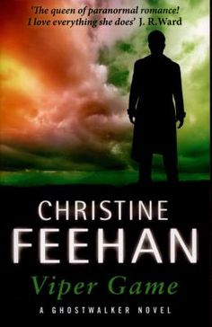 Viper game / Christine Feehan - click here to reserve a copy from Prospect Library