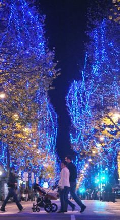 Christmas in Bilbao, Spain Yes please as this looks so fun.