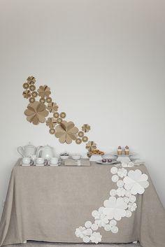 Bridal tea party by Branca Prata