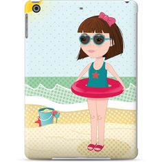 Funda para iPad Air 1 Summer time