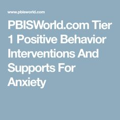Your AutismFriendly Behavior Intervention Plan  Behavior