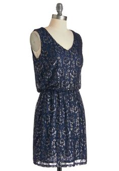 Glimmer Party Dress, #ModCloth