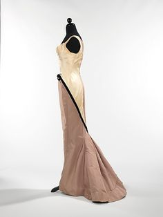 The Costume Rail: Charles James and Fishtail Gowns