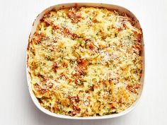 Get Tuna Noodle Casserole Recipe from Food Network