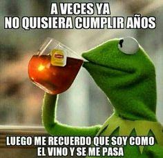 Birthday Meme español