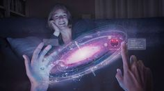 Magic Leap augments reality with hologram-based technology to rival Microsoft's HoloLens