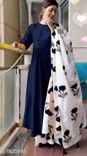 ✈Latest designer kurtis 🛬 🥦🥦For price, details , enquiry & booking please WhatsApp🥦 /inbox me or send me your WhatsApp . Cotton Dress Indian, Dress Indian Style, Indian Wear, Indian Designer Outfits, Indian Outfits, Designer Dresses, Designer Kurtis, Indian Gowns Dresses, Pakistani Dresses