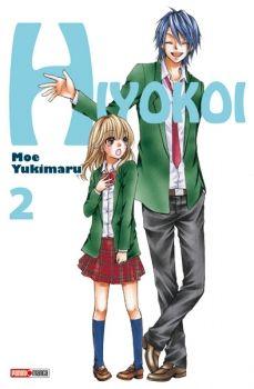 Couverture Hiyokoi, tome 02