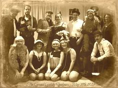 Murder Mystery Party by trinaaj, via Flickr