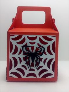 Caixa Maletinha Homem Aranha