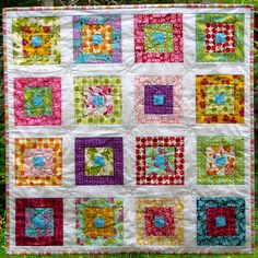 like the quilt star stitching