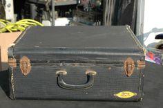 Vintage Distressed Ludwig Snare Drum Case | eBay