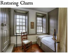 Restoring Charm