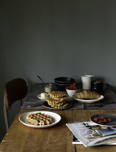 wendesgray:  You gotta celebrate breakfast.