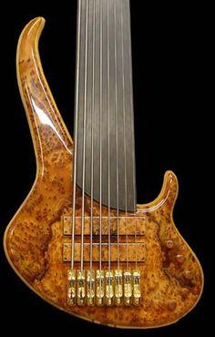 What I'd like in a Fretless Bass.
