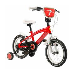 Vehicule pentru copii :: Biciclete si accesorii :: Biciclete :: Bicicleta copii Kidteam Ferrari 14 ATK Bikes Ferrari, Tricycle, Motorcycle, Bike, Vehicles, Bicycle, Motorcycles, Bicycles, Cars