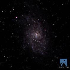 The Triangulum Galaxy - Slooh live event - 9/12/2012