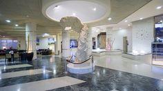 Lobby   Vestíbulo - Marconfort Beach Club Hotel #Torremolinos #holidays #bar #allinclusive