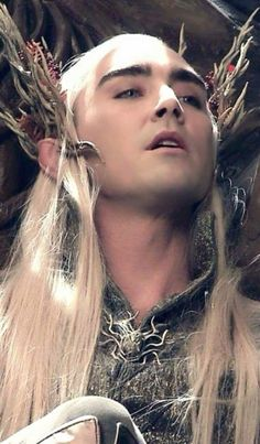 Lee Pace as Thranduil in The Hobbit Trilogies (2012-2014)
