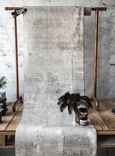 Online-Only Decor Items Look Wallpaper, Trendy Wallpaper, Vinyl Wallpaper, Stone Wallpaper, Beton Design, Rustic Apartment, Concrete Cement, Wallpaper Online, Moroccan Decor