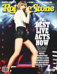 Day 16: Favorite Magazine Cover. I didn't realize that this was a magazine cover until I just saw it and I insant knew that this was my favorite cover.
