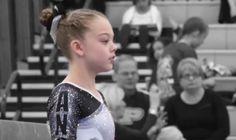 Whitney Bjerken is my Favorite Gymnast
