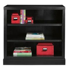 Martha Stewart Living™ Larsson 3-Shelf Bookcase