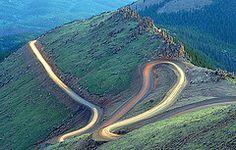 Loveland Pass, CO - Continenal Divide -- check!