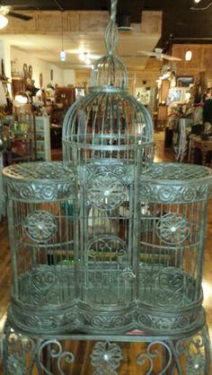 Porch birdcage