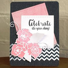 Ideas and Paper: Celebrate in Pink with FUSION