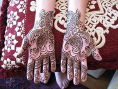 Bree's bridal henna