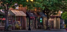 Cutest towns in every state. Cities are so overrated