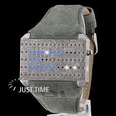 THE ONE Binary Watch IBIZA RIDE IRSQ1109BW1