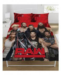 WWE /' Raw Vs Smackdown Multi Colour Printed Swimming Summer Beach Bath Towel