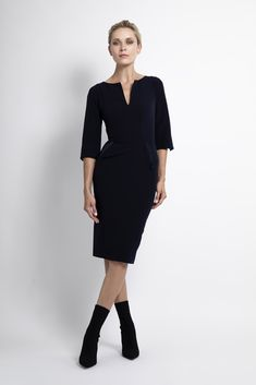 Caroline Kilkenny, Fall Winter, Autumn, Dresses For Work, Fashion, Moda, Fall Season, Fashion Styles, Fall
