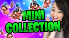 Best deck for mini collection challenge in clash royale 2021. Royal Hogs can be a way to go for those 8 wins in this mini collection challenge in Clash Royale 2021. #clashroyale #clasher #mobilegames Cool Deck, Clash Royale, Challenges, Mini, Collection