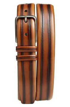 Mezlan 'Parma' Leather Belt available at #Nordstrom