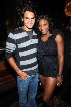 Serena Williams Photos: U.S. Open Wilson Party