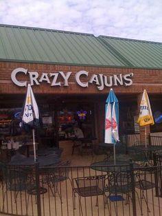I love Crazy Cajuns...it makes me feel home... i miss Louisiana...Geaux Tigers!